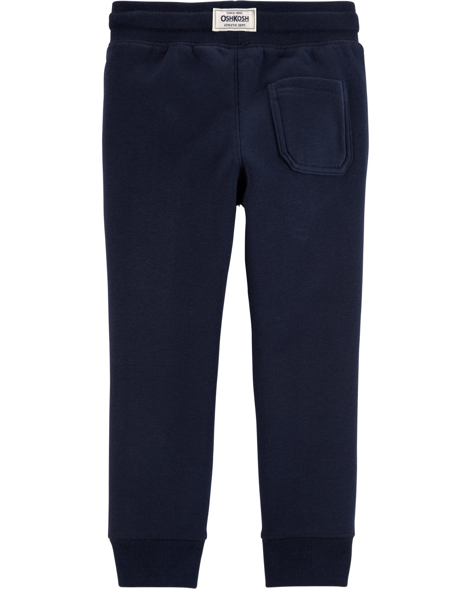 Logo Fleece Pants Oshkosh Com