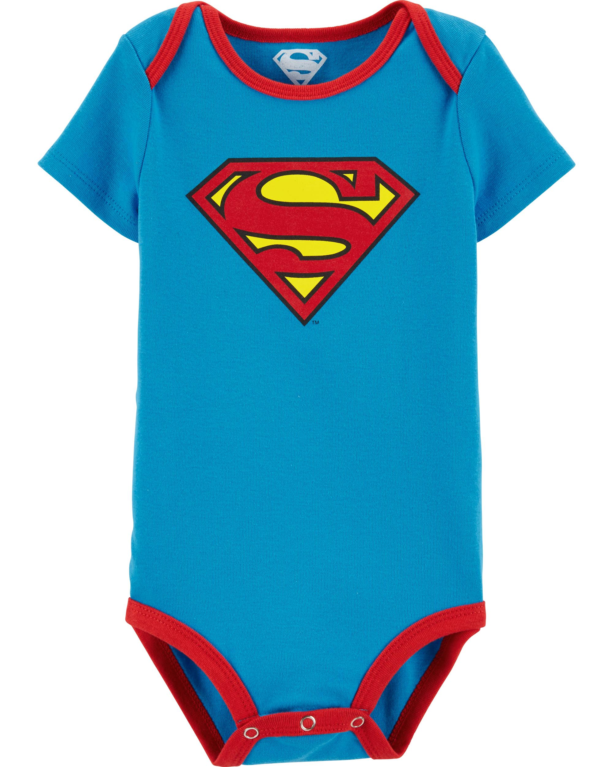 88b71b61 Superman Bodysuit | oshkosh.com