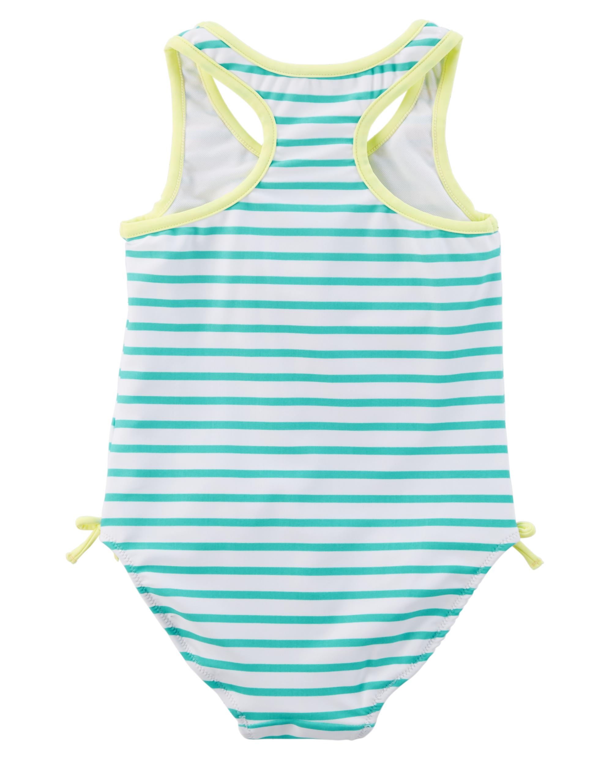 Carter's Lemon 1-Piece Swimsuit | oshkosh com