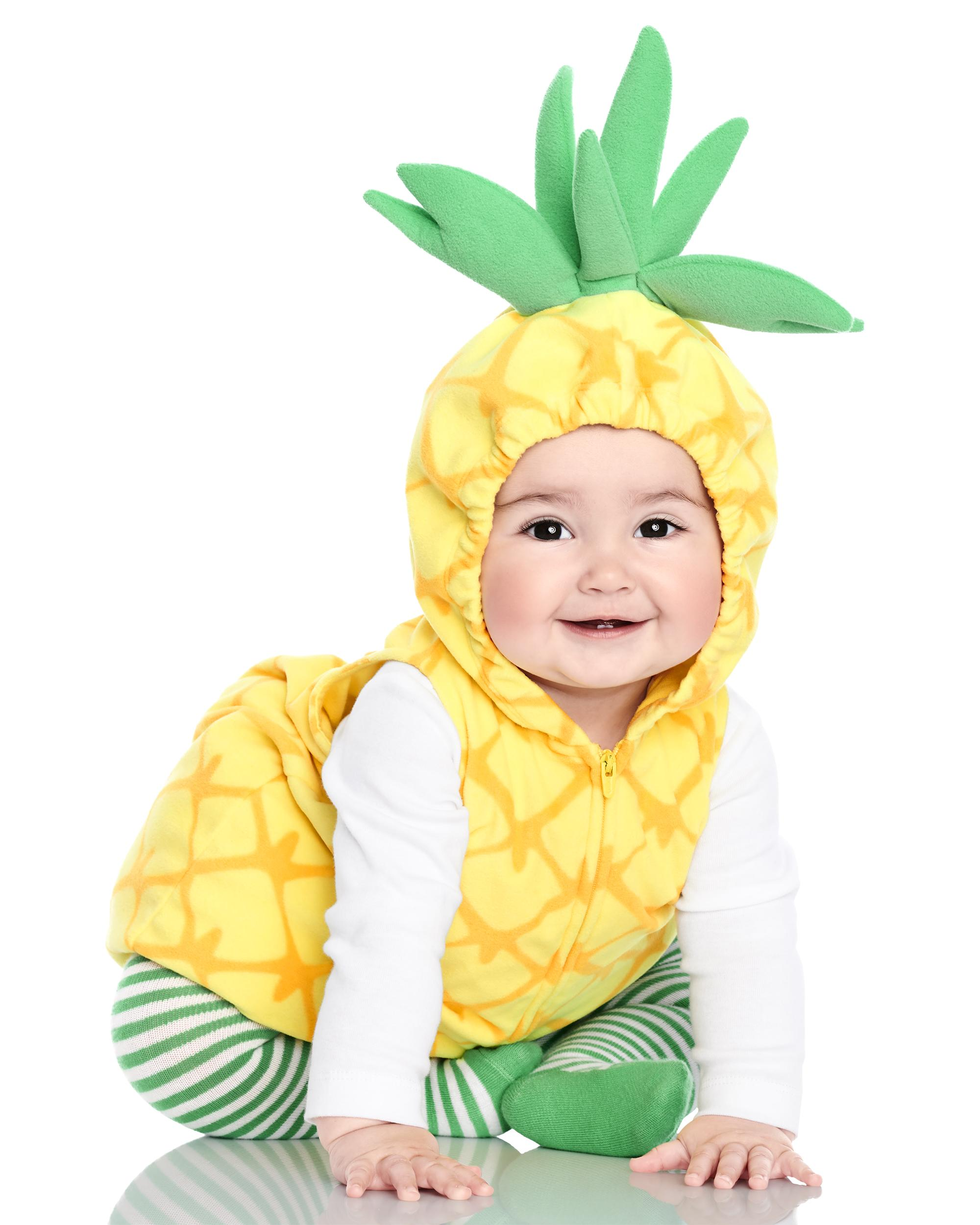 Image result for baby pineapple costume