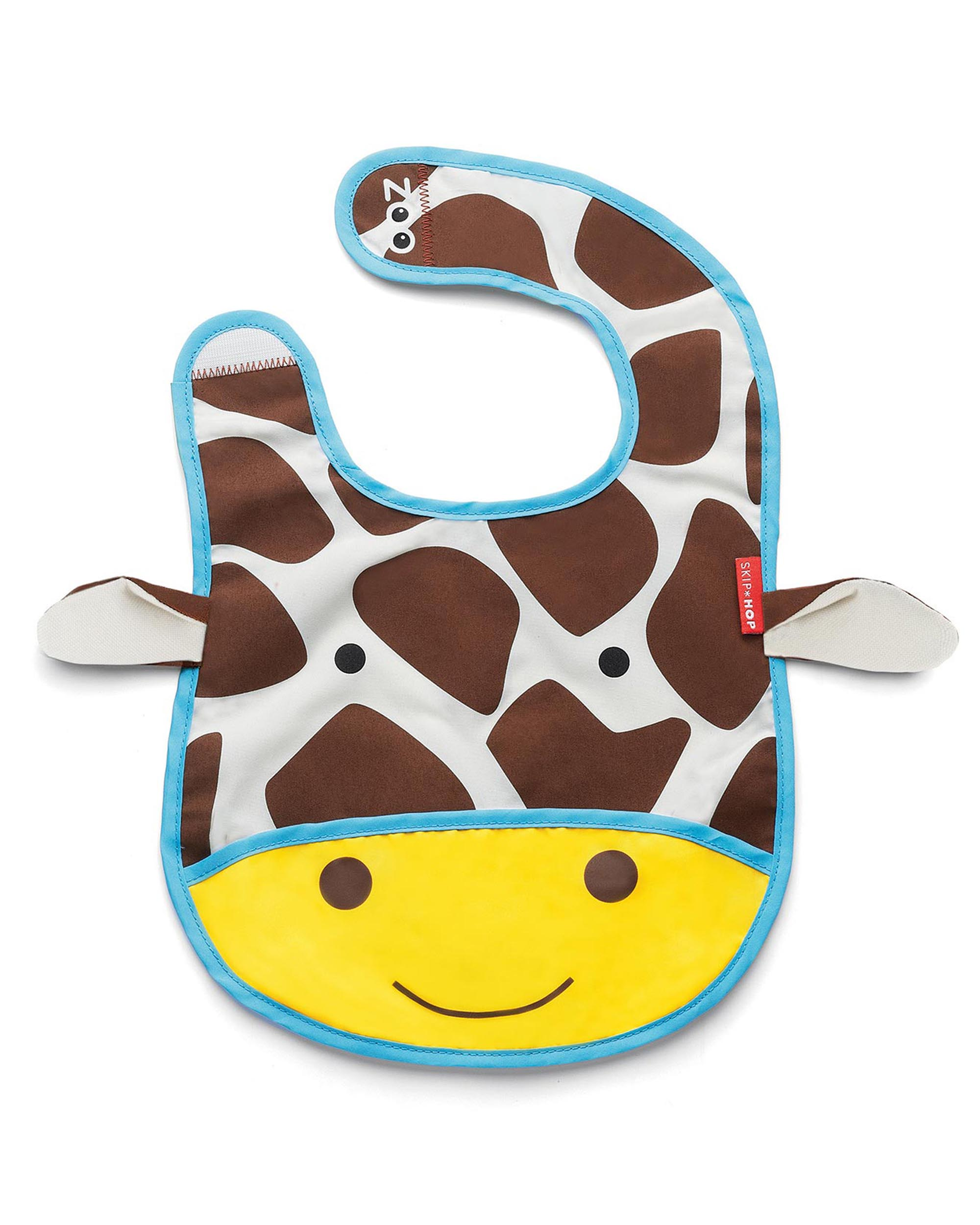 Zoo Tuck Away Bib |