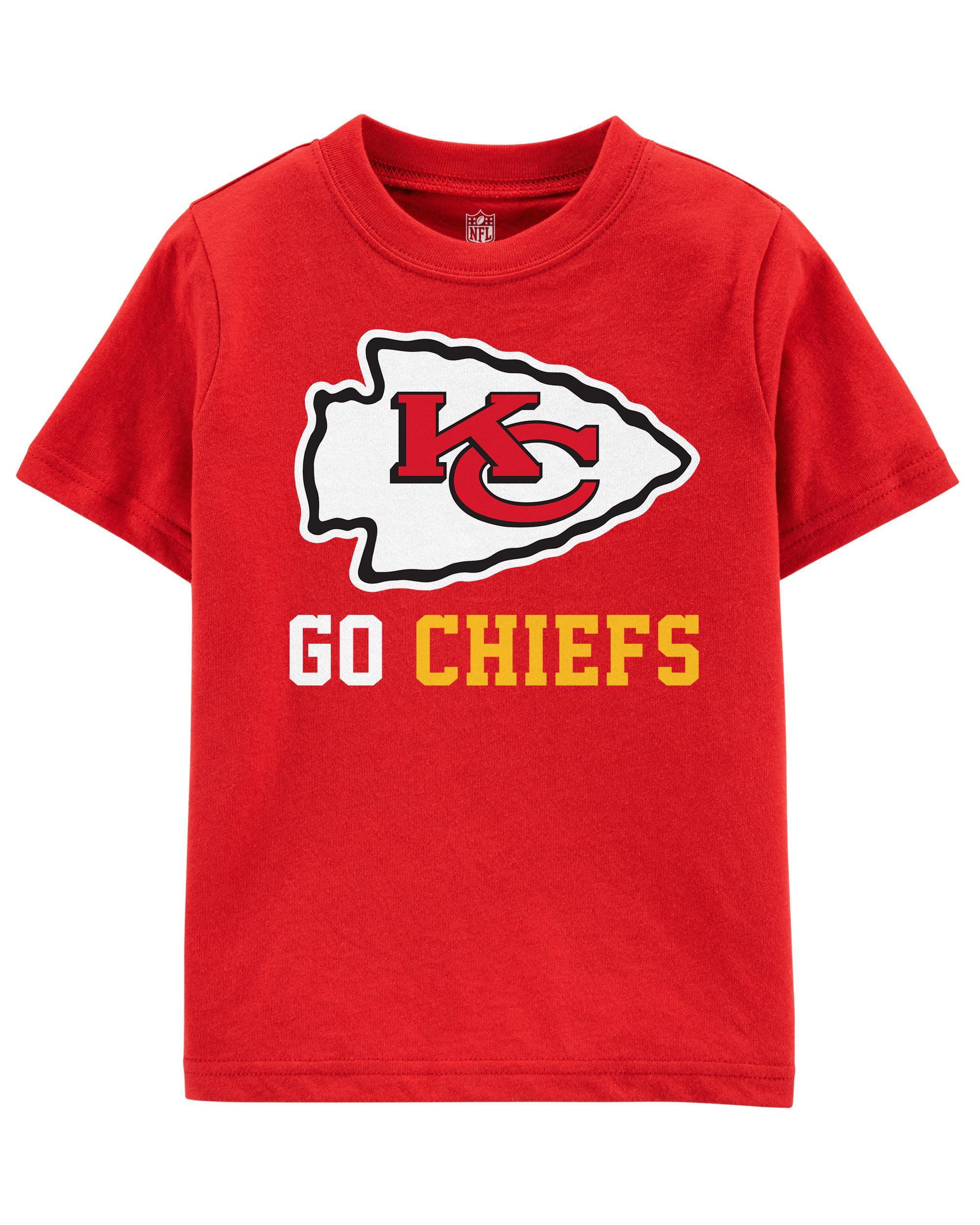 21425a3a NFL Kansas City Chiefs Tee   oshkosh.com