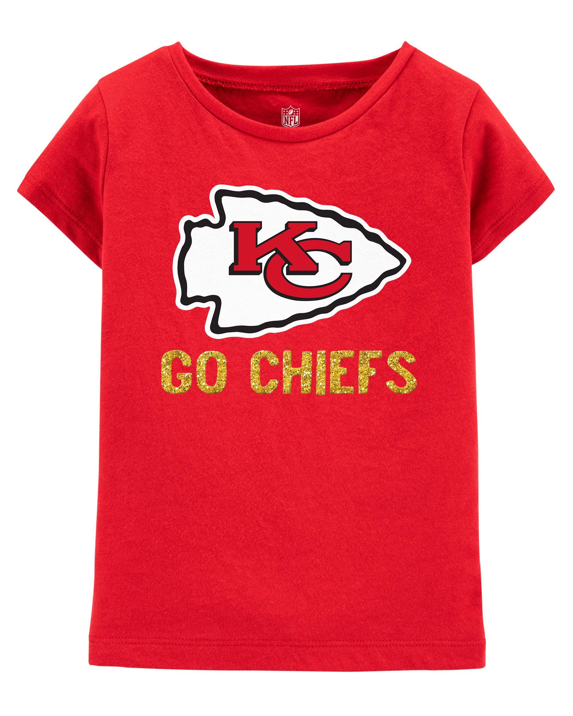 265a4821 NFL Kansas City Chiefs Tee | oshkosh.com