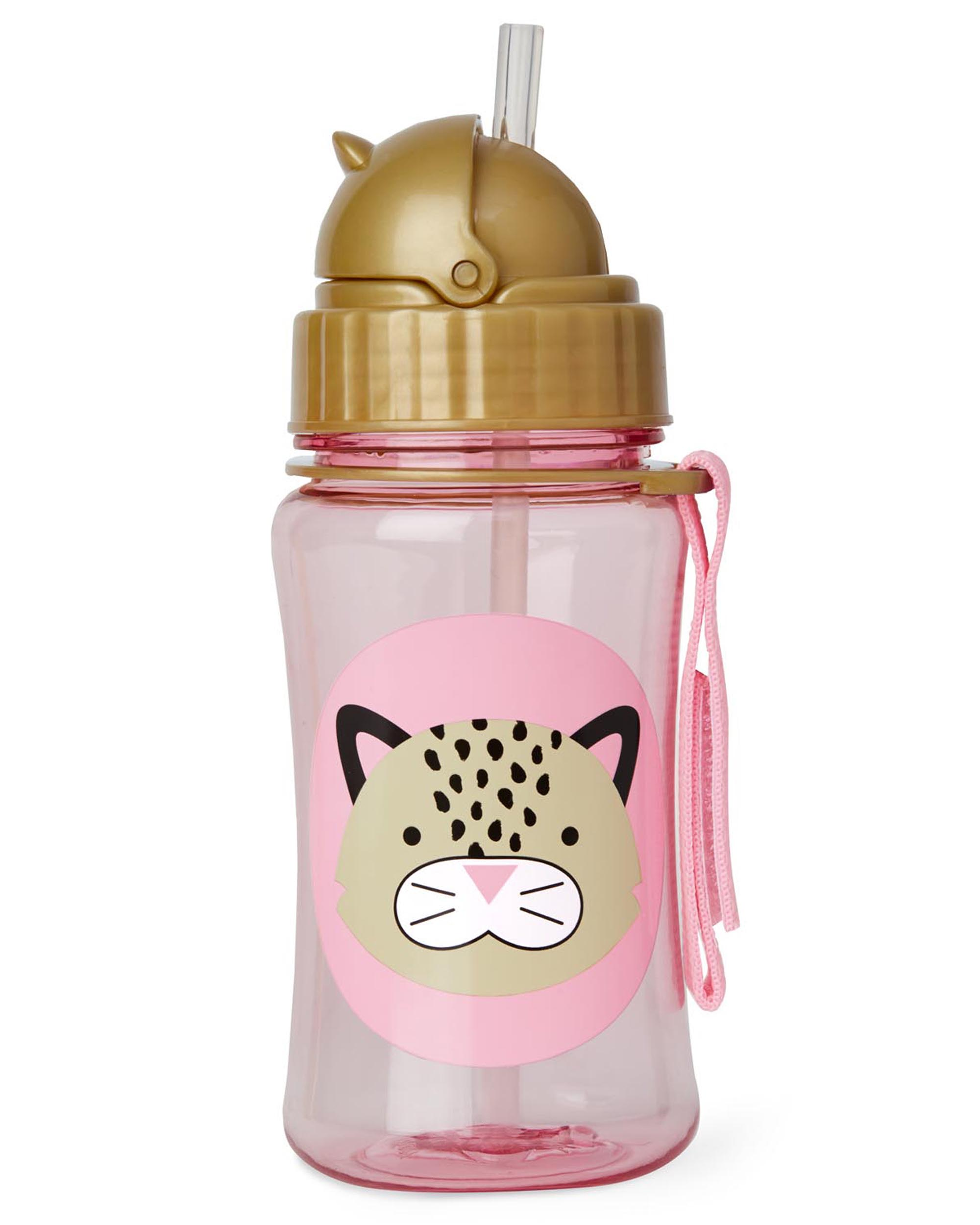 Zoo Straw Bottle |